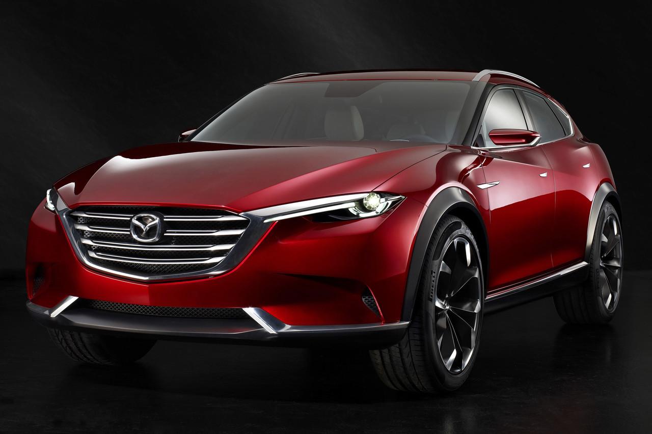 Foto de Mazda Koeru concept (4/10)