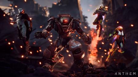 Anthem: el sistema de personalización y progresión en 50 minutazos de gameplay