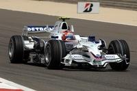 Robert Kubica logra su primera pole en la Fórmula 1