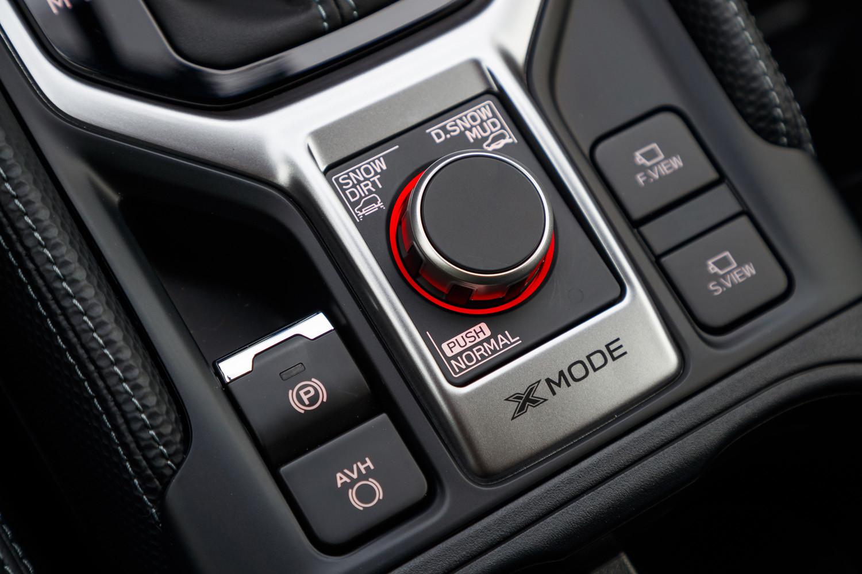 Foto de Subaru Forester y XV Eco Hybrid (9/18)