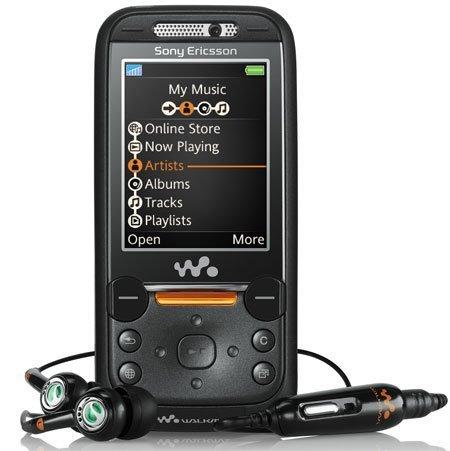 W850 Walkman, precioso