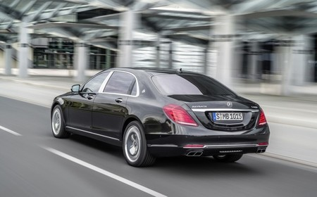 Mercedes Maybach Clase S 04