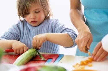 Pepino: un alimento ideal para que los niños coman y se hidraten a la vez