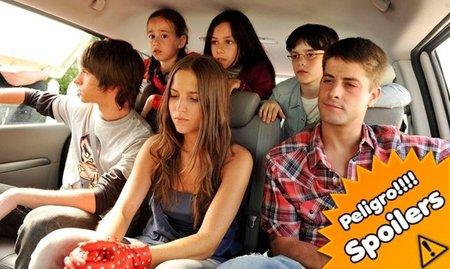 'Los Protegidos' inicia el rodaje de su tercera temporada