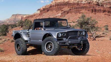 Estos son los prototipos de Jeep para el Jeep Moab Easter Safari 2019, todos ellos en formato pick-up