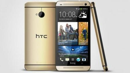 HTC se une a la fibre de oro, HTC One Gold