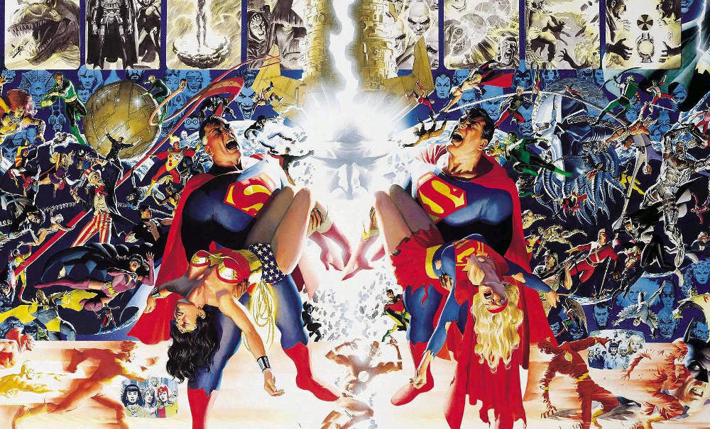 'Crisis en Tierras Infinitas': el Arrowverso anuncia su crossover definitivo para 2019