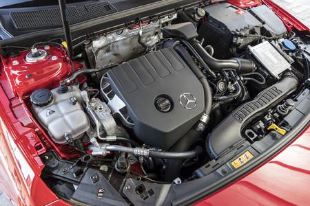 Mercedes-Benz CLA Coupé 2019, prueba contacto