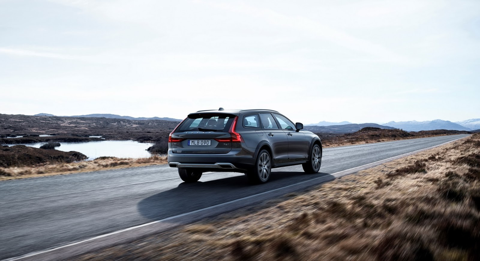 Foto de Volvo V90 Cross Country (10/24)
