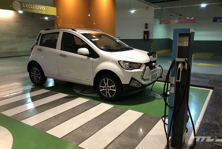 Jac E Sei 1 Auto Electrico Mas Barato Mexico 33