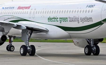 Tecnología del transporte: Los aviones rodarán por las pistas con motores eléctricos
