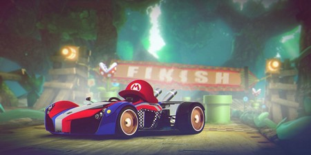 Super Mario BAC Mono