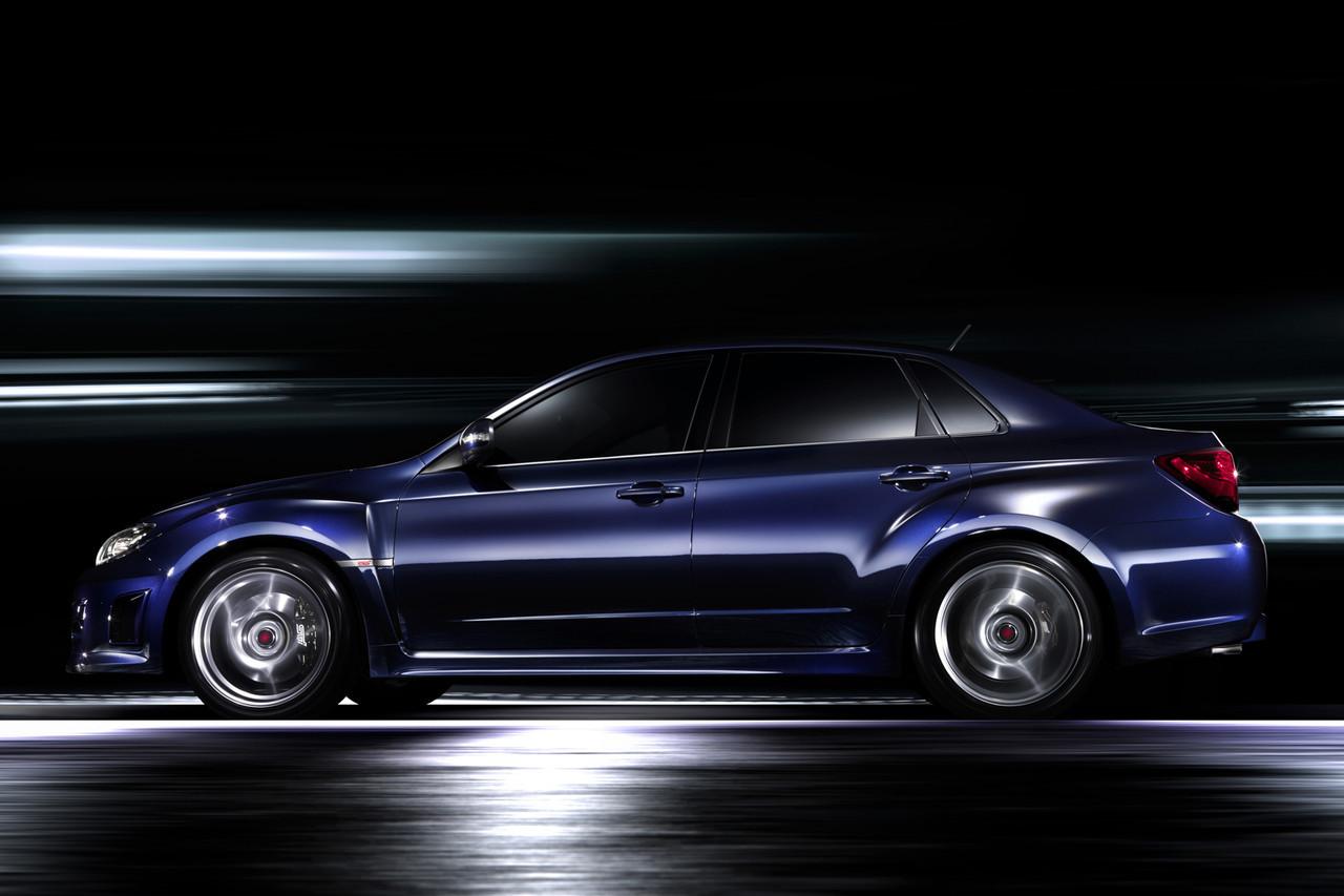 Foto de 2011 Subaru Impreza WRX STI A-Line (3/6)