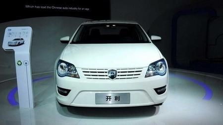 Volkswagen dispuesta a electrificar China con el Kaili E88 EV
