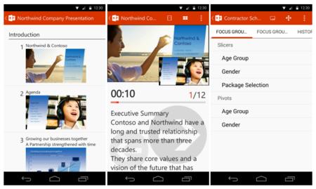 Microsoft lanza Office Remote, una aplicación para controlar tus presentaciones