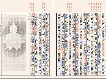 Este es el primer lenguaje de programación en chino clásico