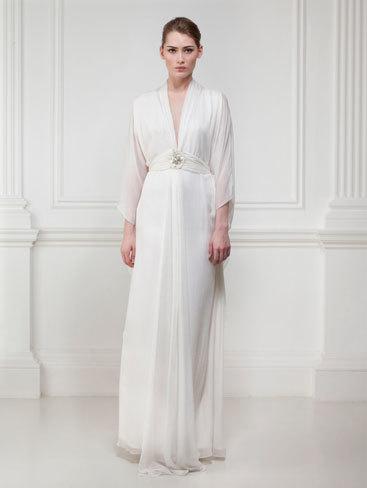 Foto de Primera 'Bridal Collection' de Matthew Williamson (I): los vestidos de novia. Bodas de lujo (6/12)