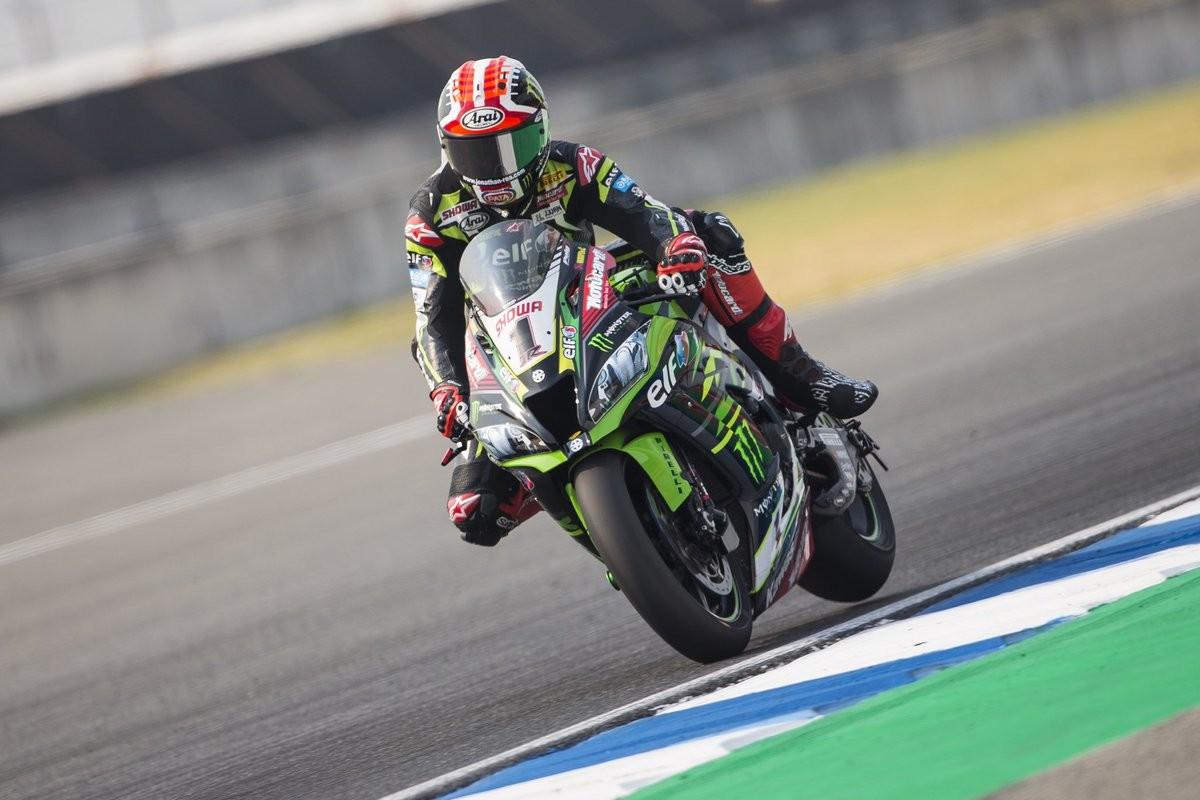 Jonathan Rea pide que haya cuatro carreras de Superbike en Jerez para recuperar la cancelada en Imola