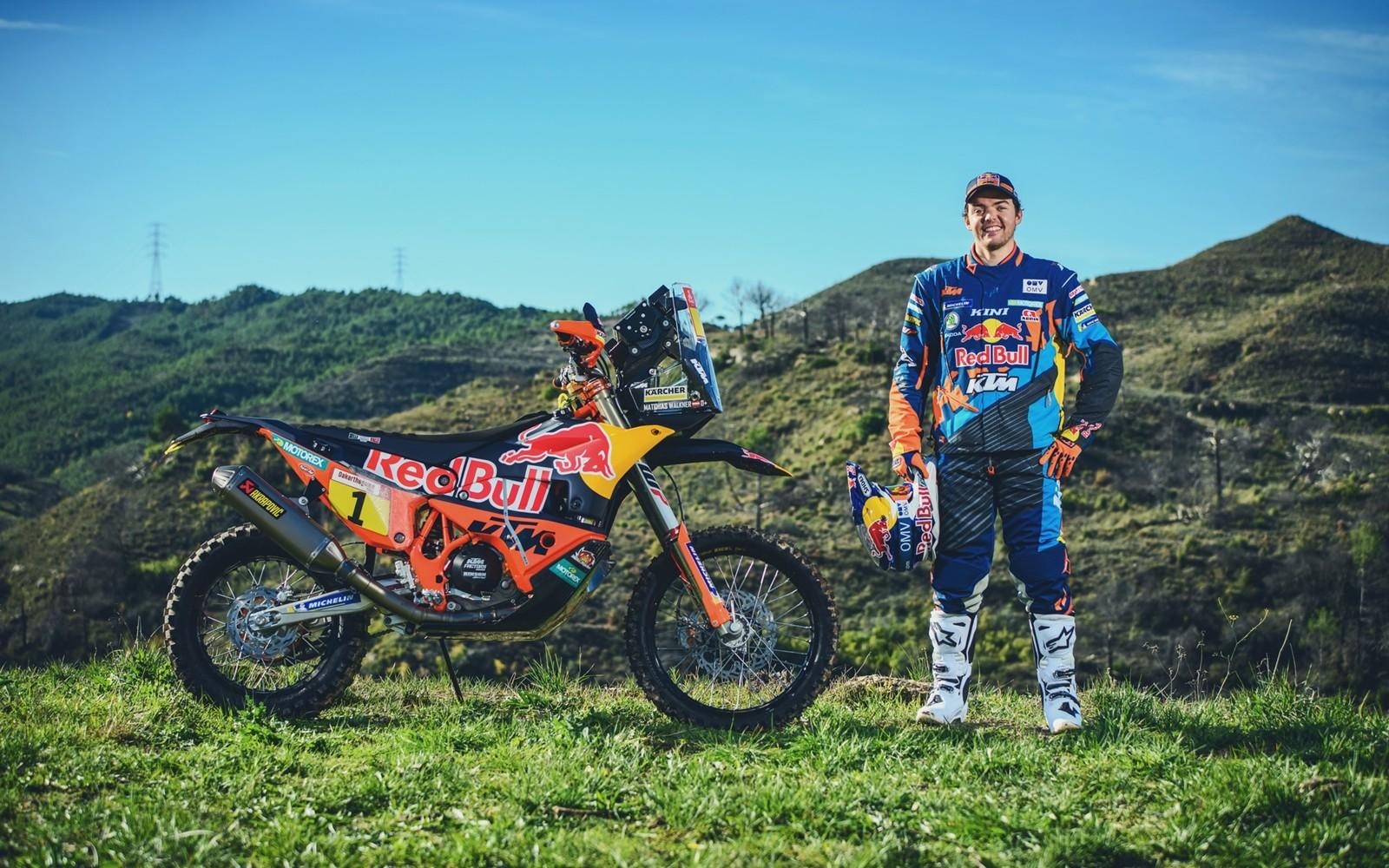 Foto de KTM 450 Rally Dakar 2019 (68/116)