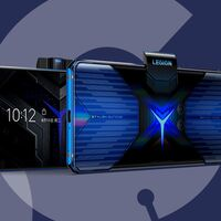 El smartphone gaming de Lenovo lleva más de 250 euros de rebaja en Amazon: Lenovo Legion Phone Duel por 499 euros