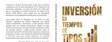 Inversión en tiempos de tipos bajos, el primer libro de El Blog Salmón