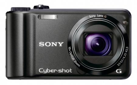 Sony H55, una HX5 descafeinada y más asequible