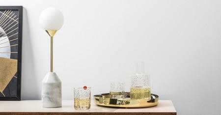 Lámpara de rebajas