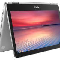 ASUS sigue los pasos de Samsung y prepara un Chromebook de nivel: táctil y convertible