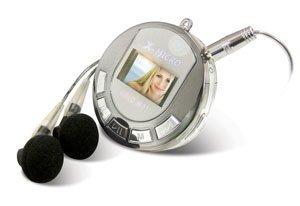Vídeo en el reproductor de MP3