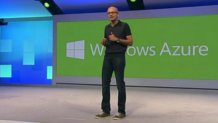 Windows Azure keynote en Build 2012