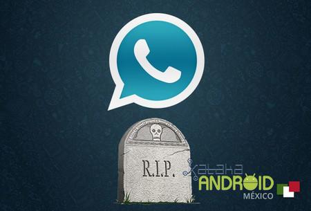 WhatsApp Plus cierra debido a las presiones de WhatsApp