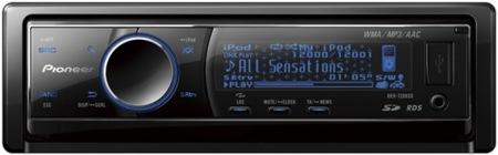 Pioneer presenta nuevas radios para el coche