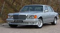 Lorinser retoca al Mercedes 450 SEL 6.9