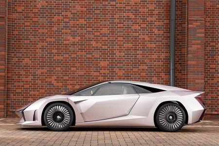 """Este coche está hecho con nanofibras de celulosa: en Japón ven posible (y mejor) que los coches del futuro se hagan con """"madera"""""""