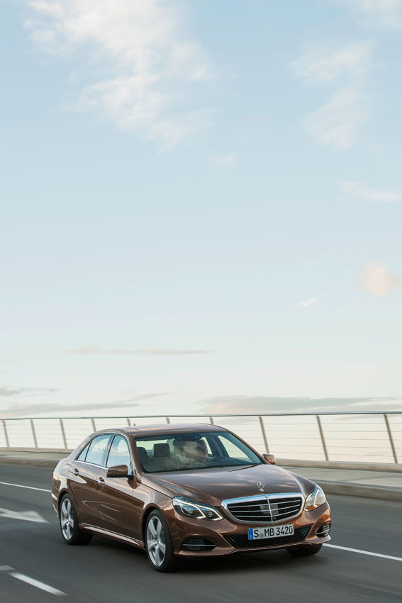 Foto de Mercedes-Benz Clase E 2013 (21/61)