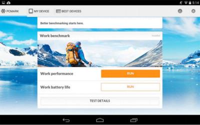Futuremark lanzará PCMark para Android durante este mes de octubre