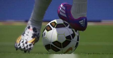 Así luce FIFA 15 con el clásico español