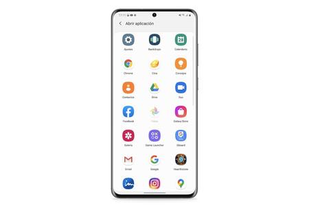 Boton Samsung
