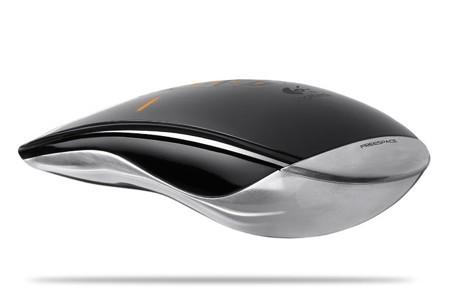 Logitech MX Air Mouse trabaja en el aire