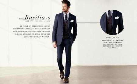 basilia-s traje con cardigan