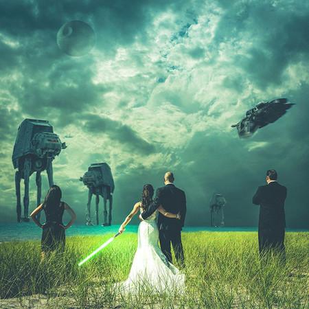 ciencia ficcion bodas