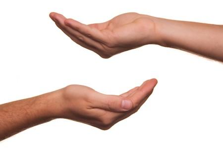 Hand Open View Leg Gift Finger 941130 Pxhere Com