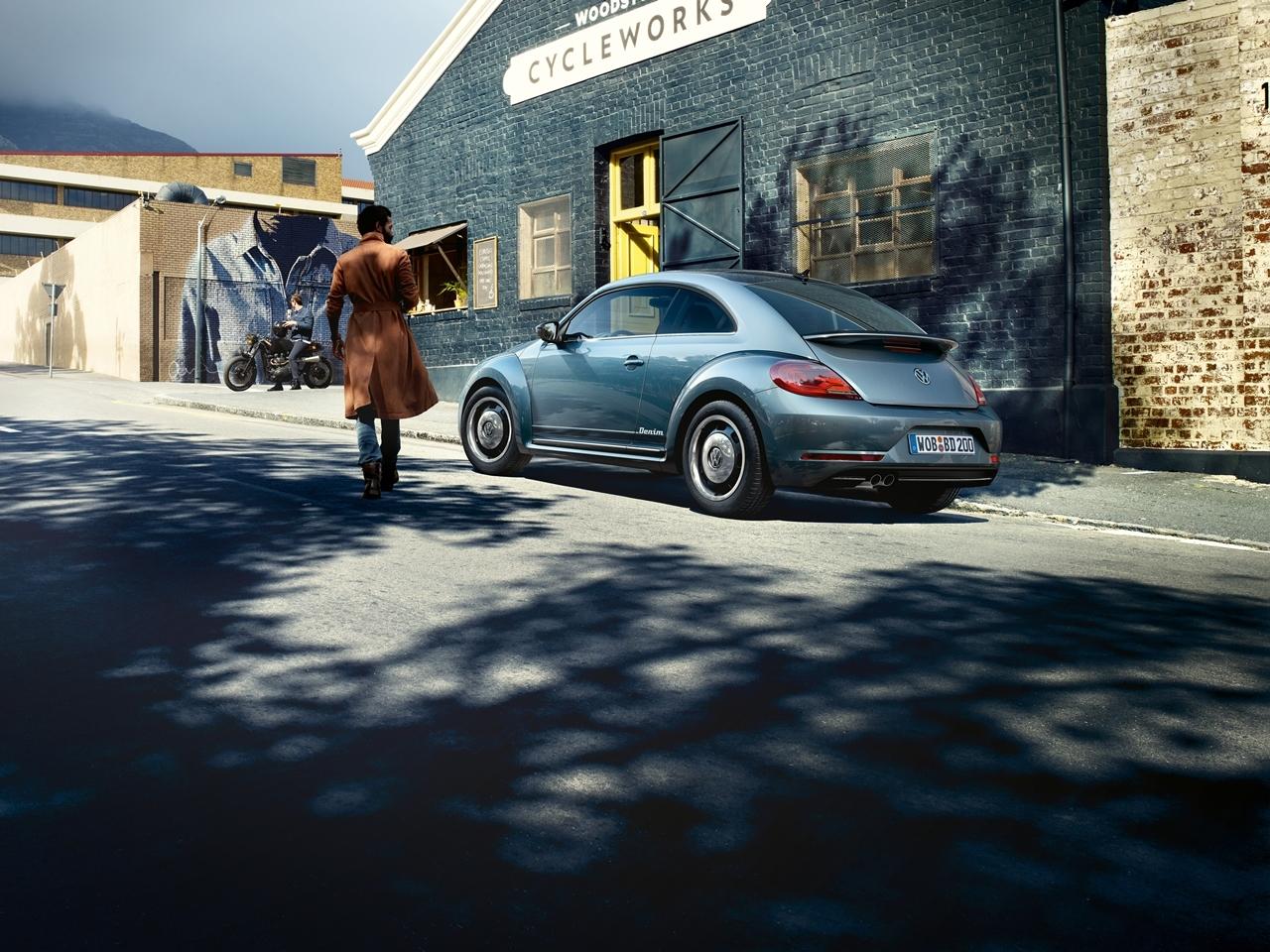 Foto de Volkswagen Beetle (1/16)