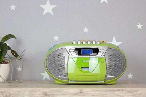 El mejor radio CD portátil según los comentaristas de Amazon