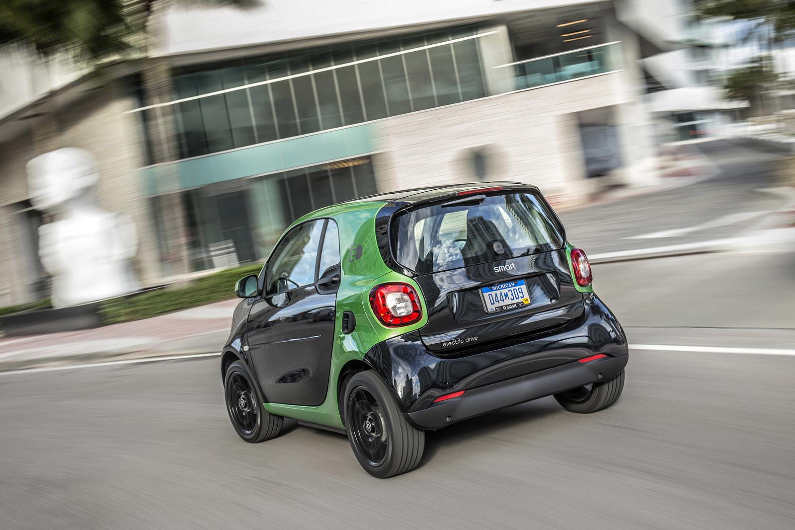 Foto de smart fortwo Electric Drive, toma de contacto (224/313)