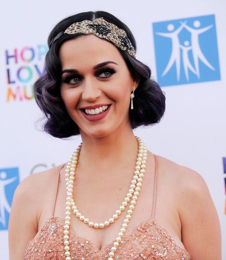 El Nail Art de las famosas: Katy Perry (I)