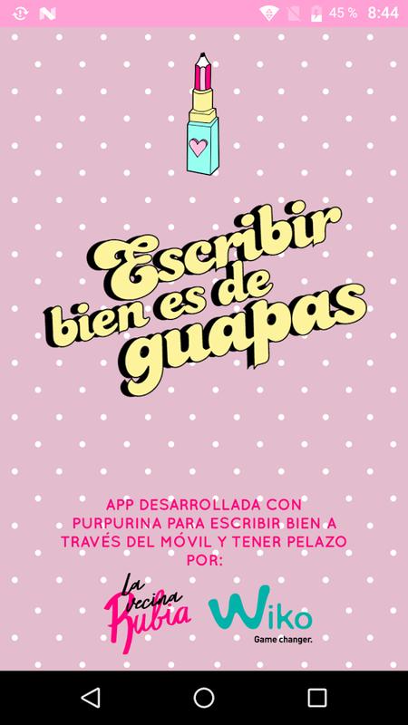 Escribir Bien Es De Guapas