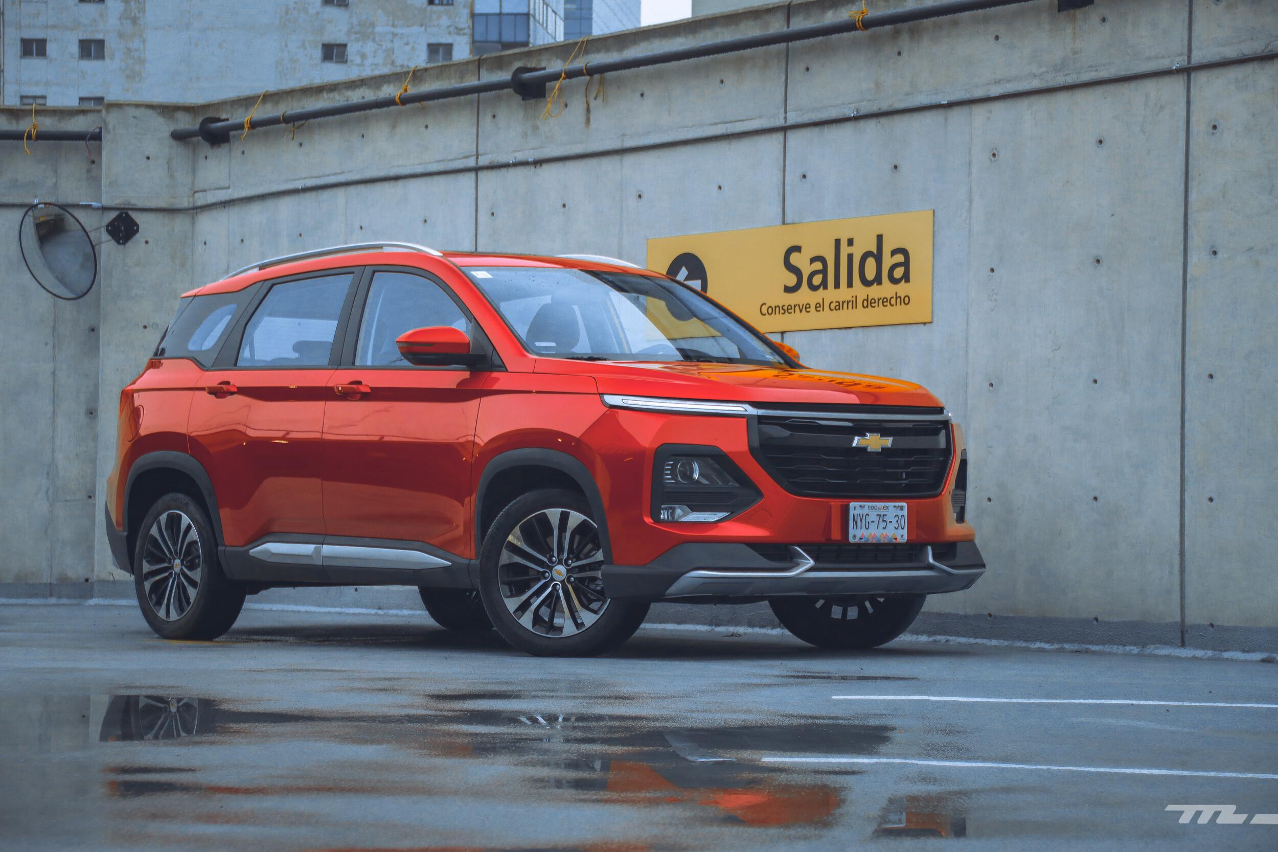 Foto de Chevrolet Captiva 2022 (13/54)