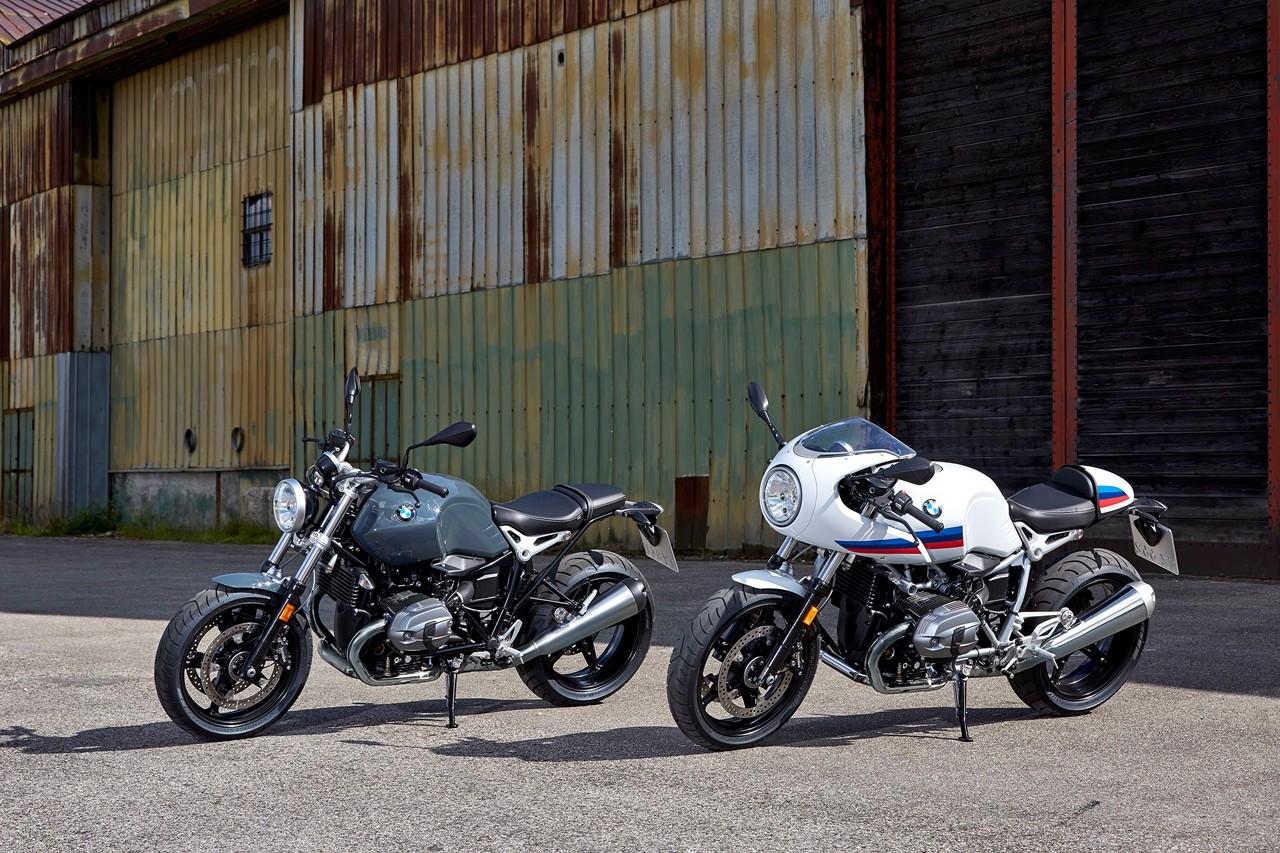 Foto de BMW R NineT Pure y R NineT Racer (1/7)