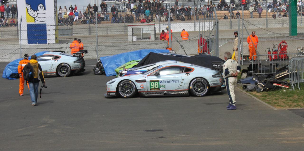 Foto de 24 horas de Le Mans 2013: 24 horas, 24 fotos (46/48)